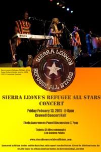 SLRAS Concert Flyer